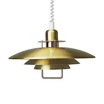 BELID Primus II 430mm stijgen en dalen van de hanger licht In Brass