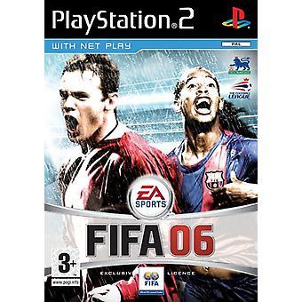 FIFA 06 (PS2) - Usine scellée