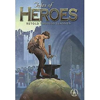Tales of Heroes (vorne-hinten-Bücher)