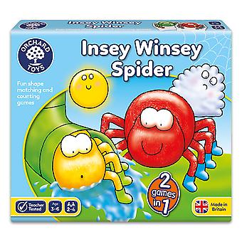 Orchard Toys Insey Winsey spindel
