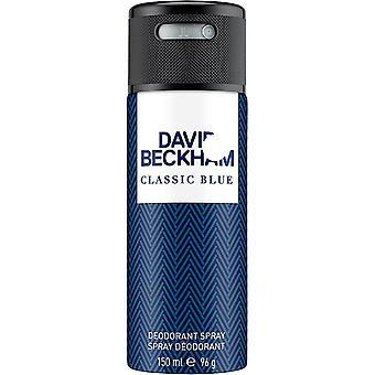 David Beckham Classic Blue Deodorant 150ml