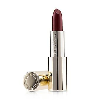 Becca Ultimate Lipstick Love - # Ember (Warm Deep Red) 3.3g/0.12oz