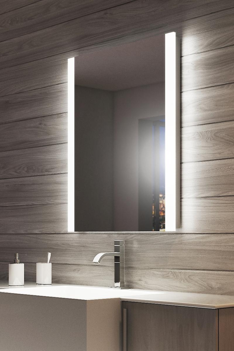 Miroir de salle de bain bord Double de RVB avec capteur k1114rgb