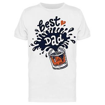Best Dad Beer Tee Men's -Image by Shutterstock