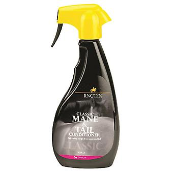 Lincoln Classic Mane & Tail Conditioner 500ml