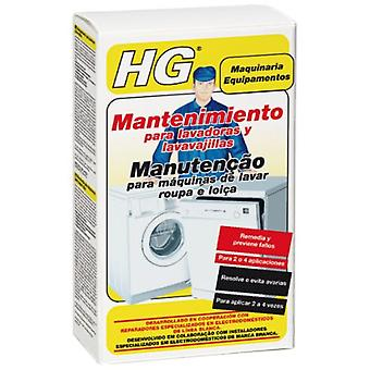 HG Maintenance for washing machines and dishwashers