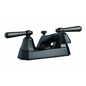 Design House 525584 Barcelona 4-Inch Lavatory Faucet Brushed Bronze
