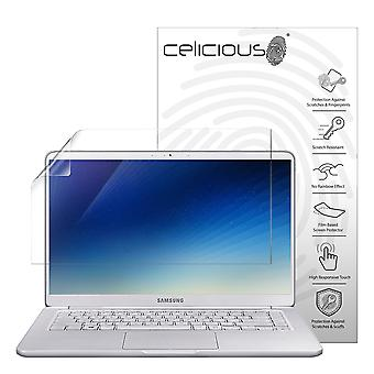 Celicious Vivid Plus Mild Anti-Glare Screen Protector Film Compatible with Samsung Notebook 9 13.3 (2018) [Pack of 2]