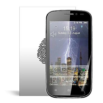 Celicious Vivid plus milde Anti-Glare Screen Protector film compatibel met Micromax A089 Bolt [Pack van 2]