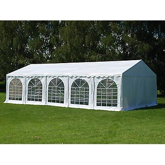 Partytält Exclusive 6x10m PVC, Vit