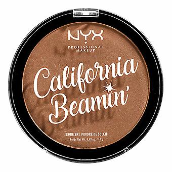 NYX PROF. MAQUIAGEM Califórnia Beamin Face & Body Bronzer-Sunset Vibes