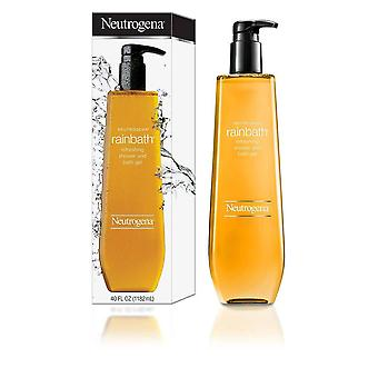 Neutrogena Rainbath Refreshing Shower Gel, Original 40 oz.(2 Pack)