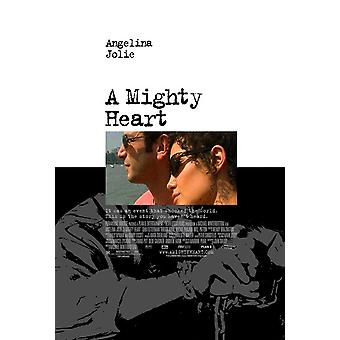 A Mighty Heart (Double Sided Regular) Oryginalny plakat kinowy