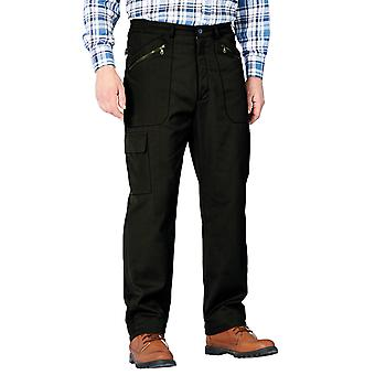 Chums HIGH-RISE Lined Action Trouser Pants