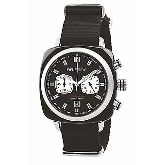 Briston 17142.SA.BS.1.NB Clubmaster Sport Wristwatch