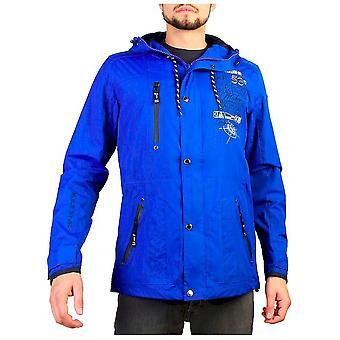 Geografisk Norge-kläder-jackor-Clement_man_royalblue-men-kungsblå-L