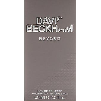 David Beckham Beyond EDT Spray 60ml