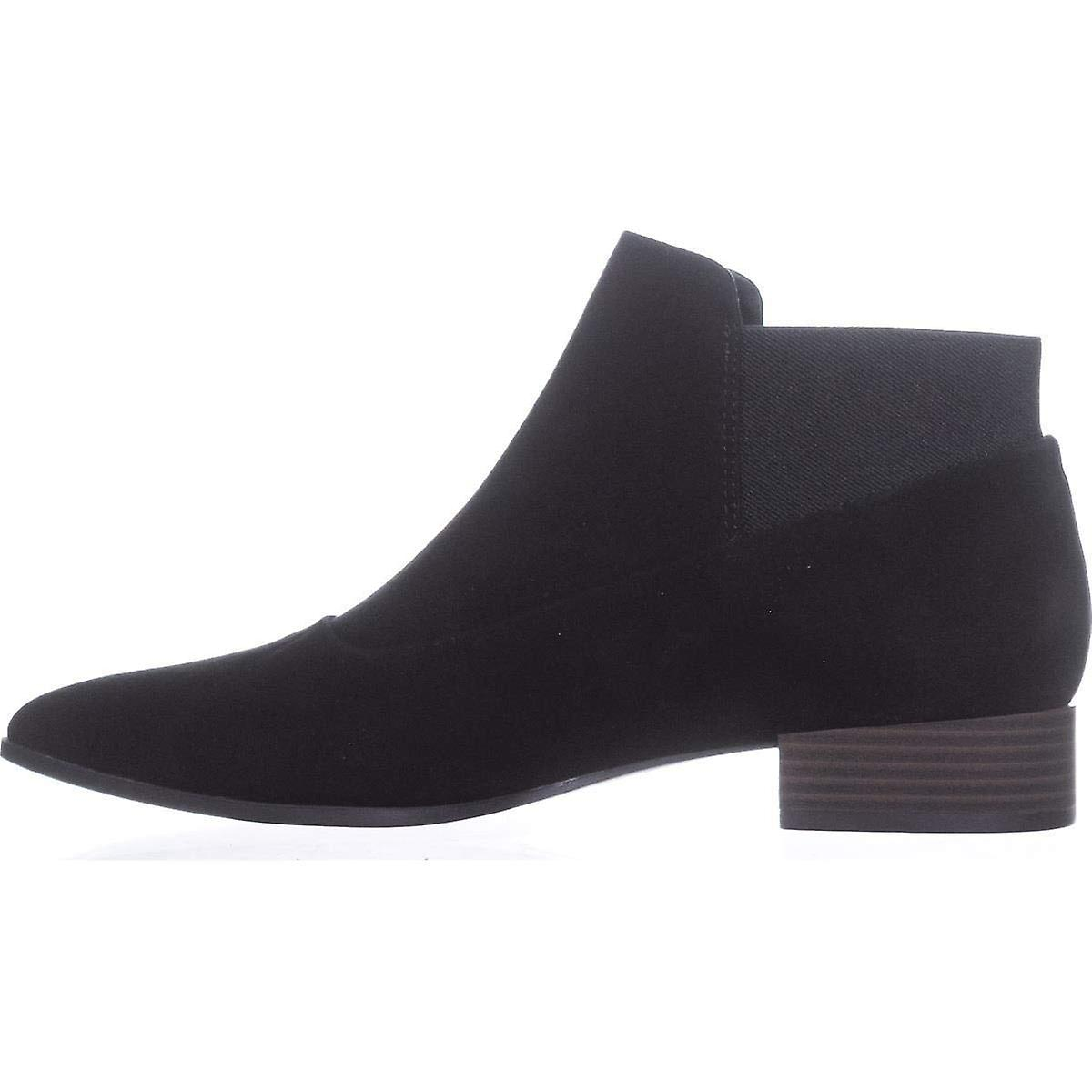 DKNY Trent wskazał toe buty pull-na, czarny, 8,5 USA/39 UE FPoU6