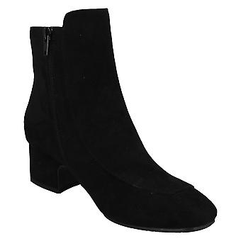 Spot On Womens / Ladies Mid Ankle Boots Spot On Womens / Ladies Mid Ankle Boots