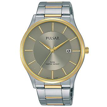 Pulsar PS9544X1 Classic Homme-apos;s 41mm 5 ATM