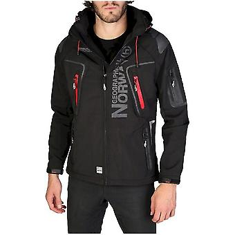 Geographical Norway - Clothing - Jackets - Techno_man_black - Men - XXL