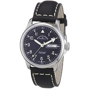 Zeno Watch Basel 12836DDN-a1-unisex