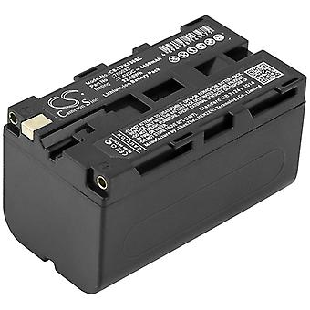 Battery for TSI 700032 8532 AEROTRAK 9036-01 9036-02 9306 DUST TRAK II EP-03750