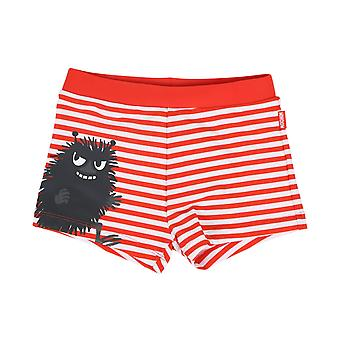 Badtrousers Stinky, Red/White , Moomin