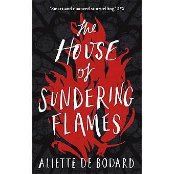 Huis van Sundering Flames door Aliette de Bodard