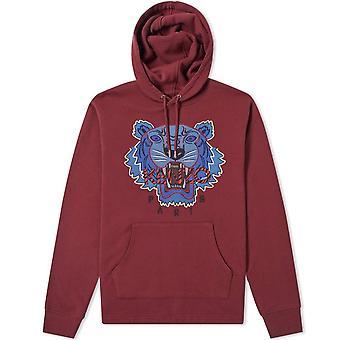 Kenzo Embroidered Hiking Tiger Hoodie