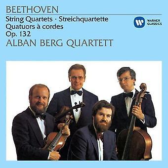 Alban Berg kvartett - Beethoven: Strings Strykekvartett No.15 [DVD] USA import