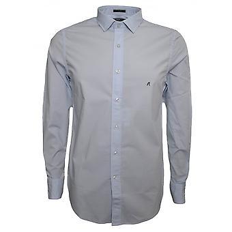 Replay menn lys blå Slim Fit langermet skjorte
