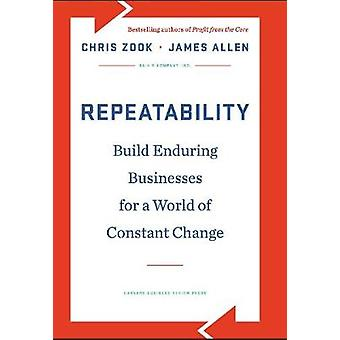 Repeatability by Chris ZookJames Allen