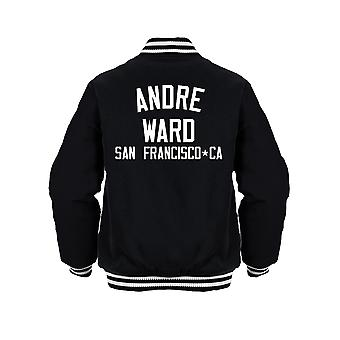 Andre Ward Boxing Legend Jacket