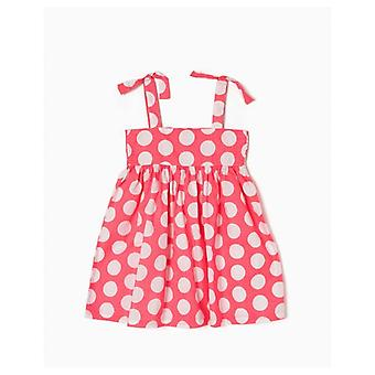 Zippy Dress Poplin Balls