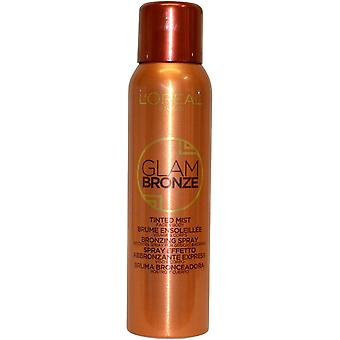 L'Oreal Glam Bronze Tinted Mist Face and Body 150ml Spray