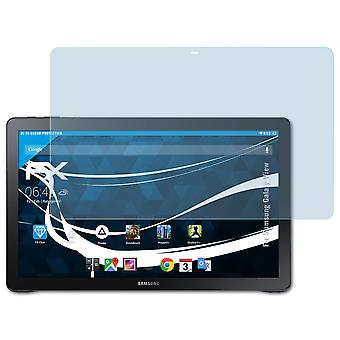 atFoliX Glass Protector compatible with Samsung Galaxy View Glass Protective Film 9H Hybrid-Glass