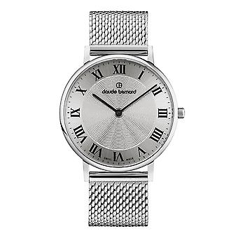 Claude Bernard - Wristwatch - Unisex - Slim Line 41 MM - 20219 3M AR