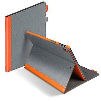 Folio Cover iPad Pro 10.5 /iPad Air 2019 thin Video Stand-Easy Click-Gecko, Grey