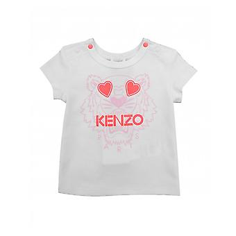 Kenzo Kids Iconic Tiger Hearts T-shirt