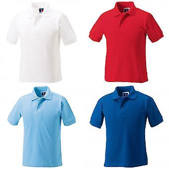 Jerzees Schoolgear Childrens Hardwearing Polo Shirt