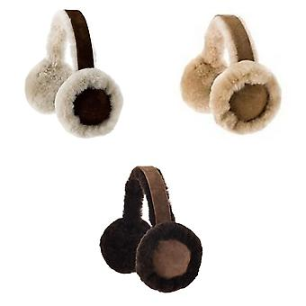 Eastern Counties Leather Womens/Ladies Luxury Sheepskin Earmuffs