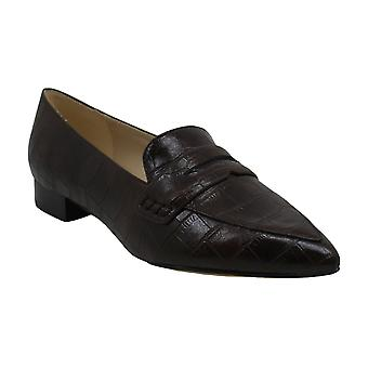 Marc Fisher Womens Feud 2 Faux Leather Fashion Loafers