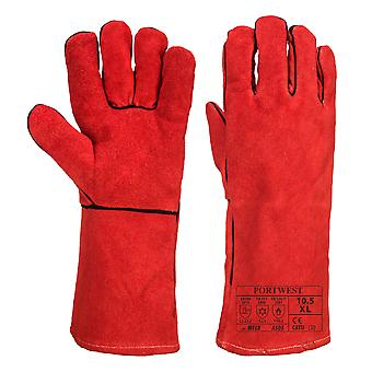 sUw - Hiver 14-quot; Welders Leather Gauntlet Glove (1 Paire Pack)