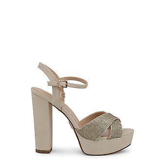 Laura Biagiotti Original Women Spring/Summer Sandals - Brown Color 41444