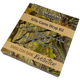 JACK PYKE Shotgun Wrap Kit English Oak Evolution