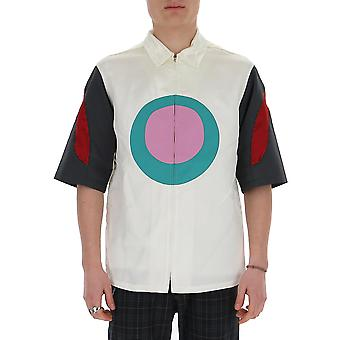 Kiko Kostadinov Kkss20s031001 Men's Multicolor Cotton Shirt