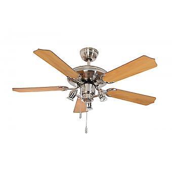 """Ceiling fan Steel-Star Slimline N630 103cm / 41"""""""