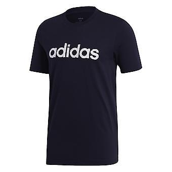 Adidas Grafisk Lineær Tee EI4600 universell sommer menn t-skjorte