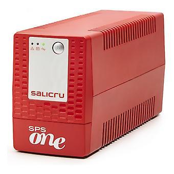 Interaktiivinen UPS Salicru 662AF000001 240W Punainen
